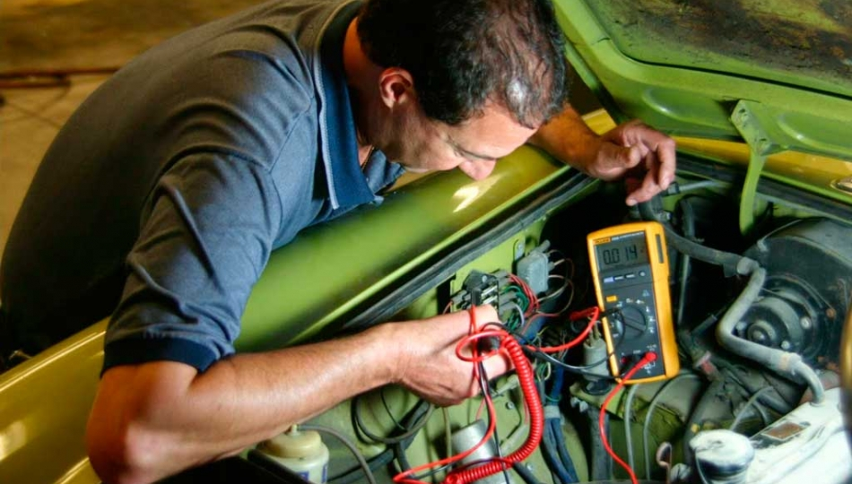 Electrical System Diagnosis and Repair